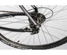 Cube Curve Lady 2016 Black Grey White kerékpár