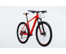 Cube Attention 27,5 2017 red´n´flashorange kerékpár