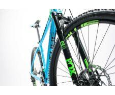 Cube LTD SL 29 2X  2017 blue´n´green kerékpár