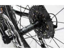 Cube Nutrail Race 2017 grey'n'black kerékpár