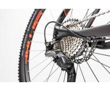 Cube Reaction GTC 29 2017 carbon'n'flashred kerékpár