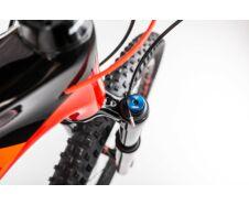 Cube Reaction GTC SL 29 2017 red'n'flashorange kerékpár