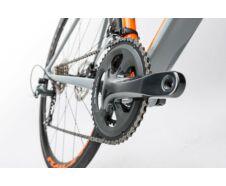 Cube Attain Race Disc grey´n´flashorange 2017 kerékpár