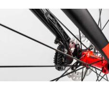 Cube Agree C:62 Race Disc carbon´n´flashred 2017 kerékpár