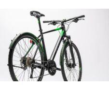 Cube Nature Allroad black´n´grey 2016 kerékpár 50 cm