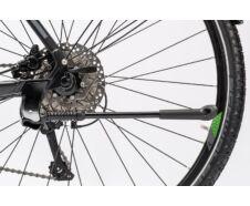 Cube Nature Allroad black´n´flashgreen 2016 kerékpár 54 cm