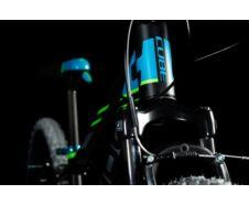 Cube Kid 240 2018 black'n'blue kerékpár