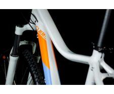 Cube Access WS 27,5 grey'n'orange 2018 kerékpár