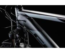 "CUBE AIM SL ALLROAD BLACK´N´GREY 2018 17"" kerékpár"