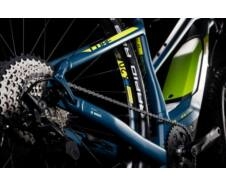 "Cube ACID HYBRID PRO 400 29"" darkblue´n´lime 2019 kerékpár"