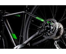 "Cube ANALOG black´n´green 27,5"" 2019 kerékpár"