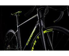 Cube ATTAIN RACE Disc black´n´flashyellow  2019 kerékpár