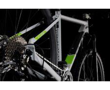 "Cube ATTENTION grey´n´green 27,5""  2019 kerékpár"