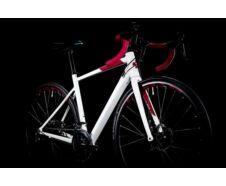 Cube AXIAL WS PRO disc white´n´berry 2019 kerékpár