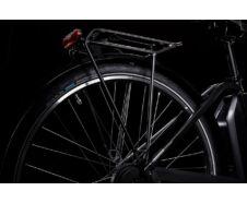 Cube TOWN HYBRID ONE 500 black´n´brown 2019 kerékpár