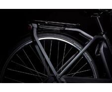 Cube TOWN HYBRID PRO 400 iridium´n´black 2019 kerékpár