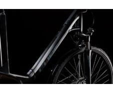 Cube TOWN SPORT HYBRID ONE 500 black´n´grey 2019 kerékpár