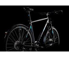 Cube NATURE ALLROAD iridium´n´blue 2019 kerékpár