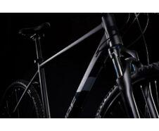 Cube NATURE EXC Trapeze black´n´grey 2019 kerékpár