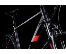 Cube NATURE PRO Trapeze black´n´red 2019 kerékpár