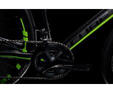 Cube SL Road RACE black´n´green 2019 kerékpár