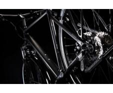 Cube TOURING EXC Trapeze black´n´brown 2019 kerékpár