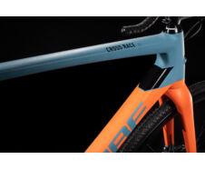 Cube CROSS RACE C:62 SLT bluegrey´n´orange 2020 kerékpár