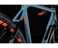 Cube CROSS RACE SL bluegrey´n´orange 2020 kerékpár