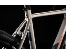 Cube NUROAD SL titanium'n'orange 2020 kerékpár