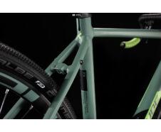 Cube NUROAD PRO black´n´sharpgreen 2020 kerékpár