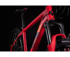 "Cube AIM RACE red´n´orange 27,5"" 2020 kerékpár"
