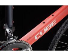 Cube SL ROAD red´n´grey Trapeze 2020 kerékpár