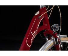 Cube ELLA RIDE red´n´cream 2020 kerékpár