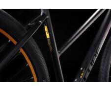 Cube HYDE trapeze black´n´yellow 2020 kerékpár