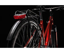 Cube TOURING EXC trapeze red´n´grey 2020 kerékpár