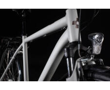 Cube TOWN PRO grey´n´white 2020 kerékpár