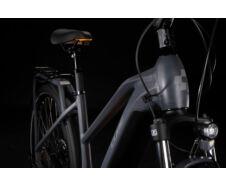 Cube KATHMANDU HYBRID PRO 500 Easy Entry grey´n´orange 2020 kerékpár