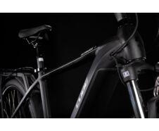 Cube KATHMANDU HYBRID PRO 500 Easy Entry black´n´white 2020 kerékpár