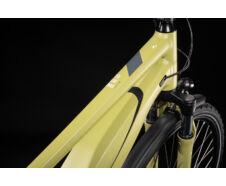 Cube TOURING HYBRID ONE 400 Trapeze green´n´white 2020 kerékpár