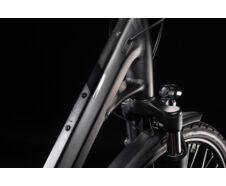 Cube TOWN SPORT HYBRID  ONE 500 easy entry black'n'grey 2020 ebike