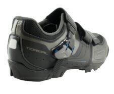 Shimano M089 fekete kerékpáros cipő