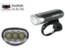 Cateye HLEL135 első lámpa