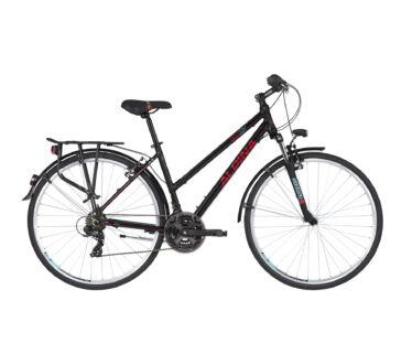 """ALPINA ECO LT10 Black Red 28"""" kerékpár"""