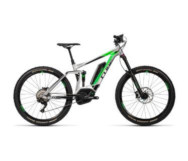 Cube Stereo Hybrid 160 HPA Race 500 27,5 2016 kerékpár