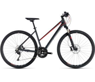 Cube Cross EXC iridium'n'red 2018 kerékpár