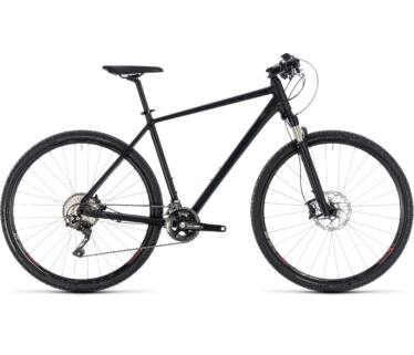 Cube Cross SL black edition 2018 kerékpár