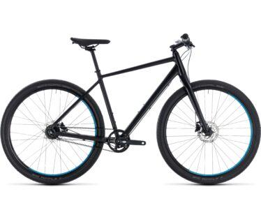 Cube Hyde PRO black'n'blue 2018 kerékpár