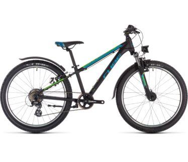 Cube Acid 240 Allroad 2019 black´n´blue´n´green kerékpár
