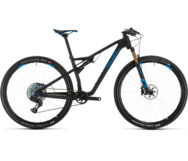 """Cube AMS 100 C:68 SLT 29"""" grey´n´orange 2020 kerékpár"""