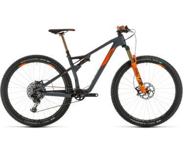 "Cube AMS 100 C:68 TM 29"" grey´n´orange 2020 kerékpár"